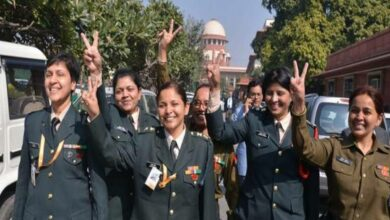 Photo of Army starts permanent commission for women officers