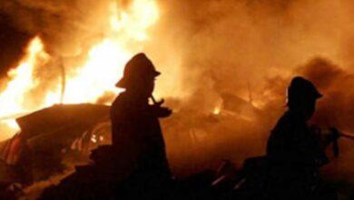 Photo of Fire in Sadar Bazar, 13 fire tenders rushed