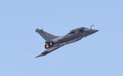 One of the pilots of Rafale hails from Gurugram