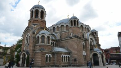 Photo of Tracing Ottoman architecture through works converted into churches
