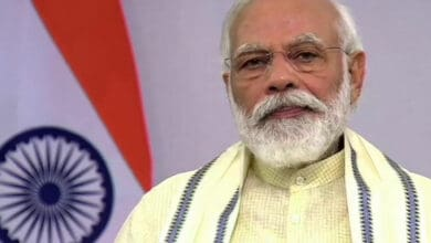 Photo of Twitter is in awe of PM Modi's new beard look