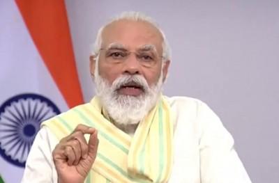 Pak backstabbed India in Kargil, but India triumphed: PM