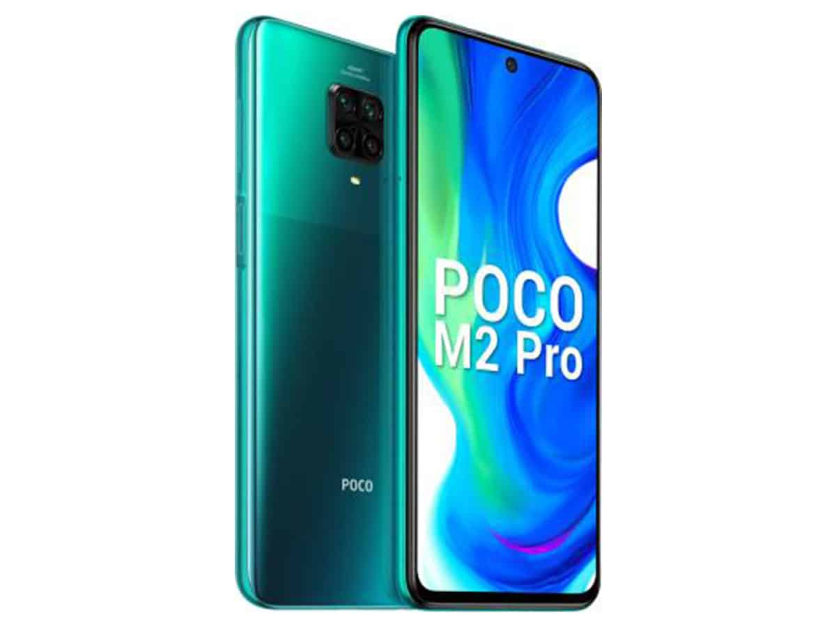 Poco M2 Pro with quad rear cameras, Snapdragon 720G SoC launched