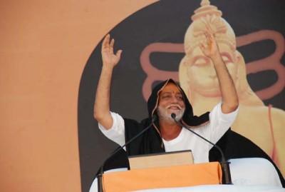 Preacher Morari Bapu pledges Rs 5 cr for Ram Temple construction
