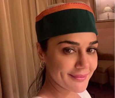Preity Zinta on why it is fun and scary to get back to work