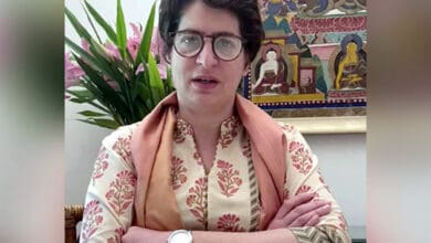 Photo of Priyanka Gandhi hopes groundbreaking ceremony of Ram temple becomes marker of national unity