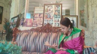 Photo of PM Modi's sister from Pakistan sends rakhi to him