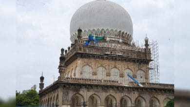 Photo of Qutb Shahi Tomb Complex restoration hit by pandemic; picking up again