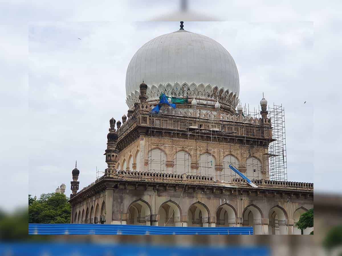 Interpretation Centre planned at Qutb Shahi Tombs