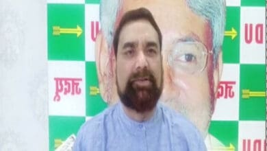 Photo of Opposition is attacking Nitish to hide its failure says Rajeev