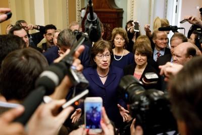 Republican Senator won't vote for Trump's Fed board nominee