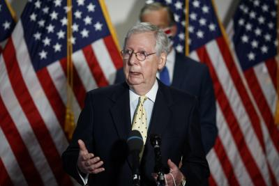Republicans to Trump: You can't delay 2020 election