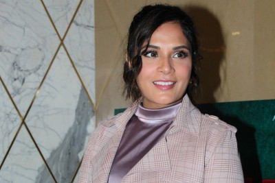 Richa Chadha makes her Twitter account 'private'