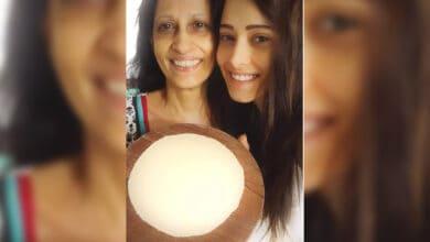 Photo of Nushrratt Bharuccha finally nails the 'round' roti!