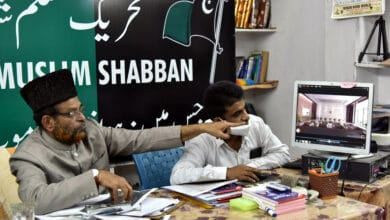 Photo of Tahreek Muslim Shabban demands that KCR rebuild 2 new mosques