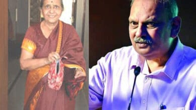 Nostalgia aplenty in session between two erudite Hyderabadis