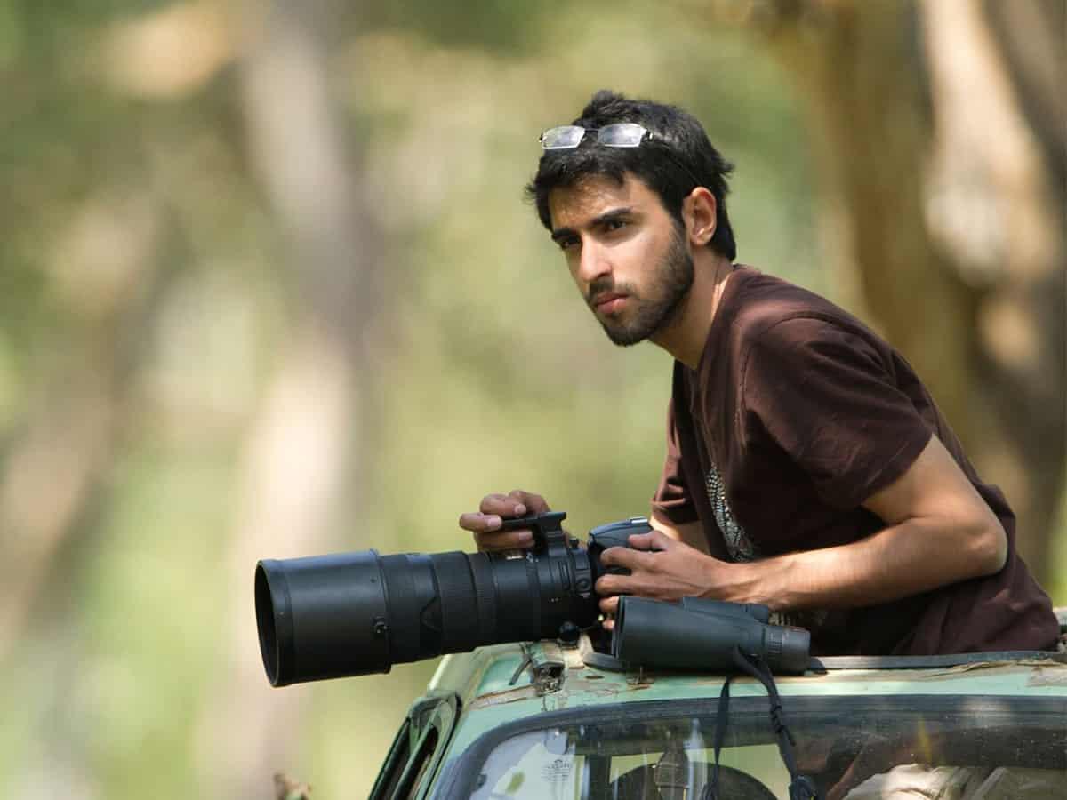 Shaaz Jung — A man of the jungle