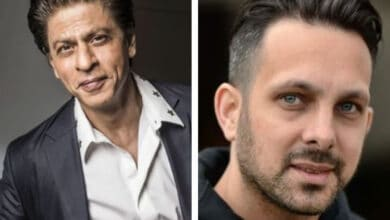 Photo of British magician Dynamo recalls meeting Shah Rukh Khan