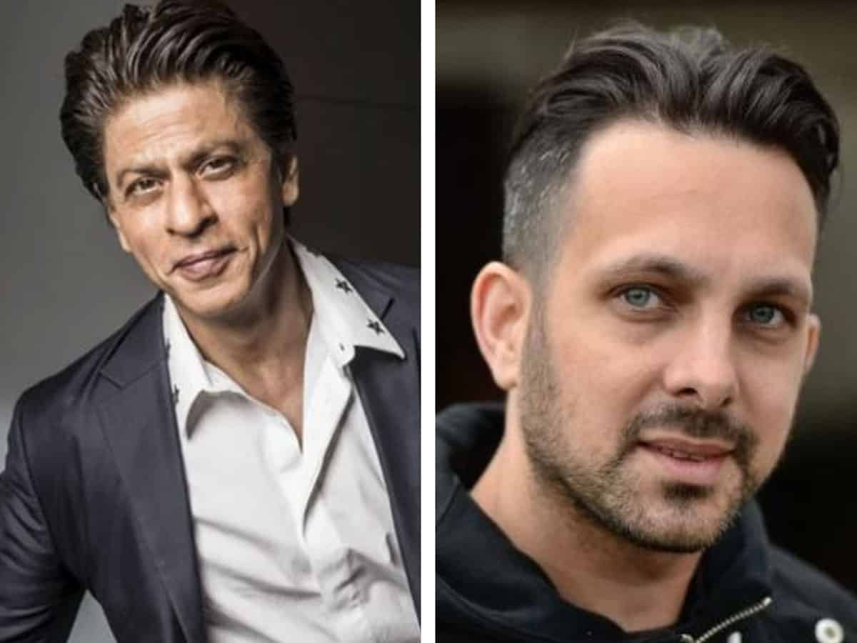 British magician Dynamo recalls meeting Shah Rukh Khan