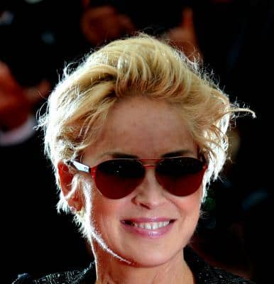 Sharon Stone: My stroke made me feel like a different person