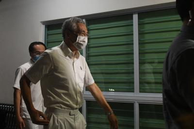 Singapore PM announces new cabinet lineup