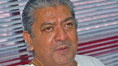 Photo of West Bengal Cong president Somen Mitra passes away