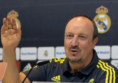 Sometimes you can't stop good players: Benitez after Fellaini show