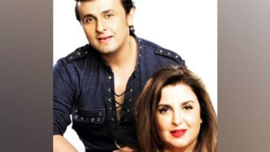 Photo of Happy birthday my talented friend: Farah Khan wishes Sonu Nigam