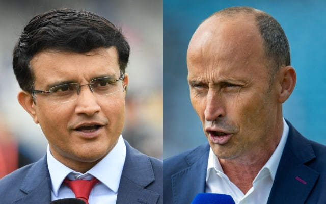 Nasser Hussain: Ganguly always made me wait for toss; I hated it
