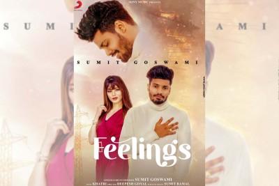Sumit Goswami's 'Feelings' garners 50mn views in 3 weeks