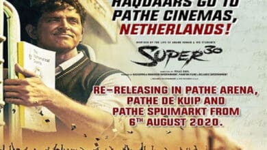 Photo of Hrithik Roshan 'Super 30' to re-release in Netherlands on Aug 6