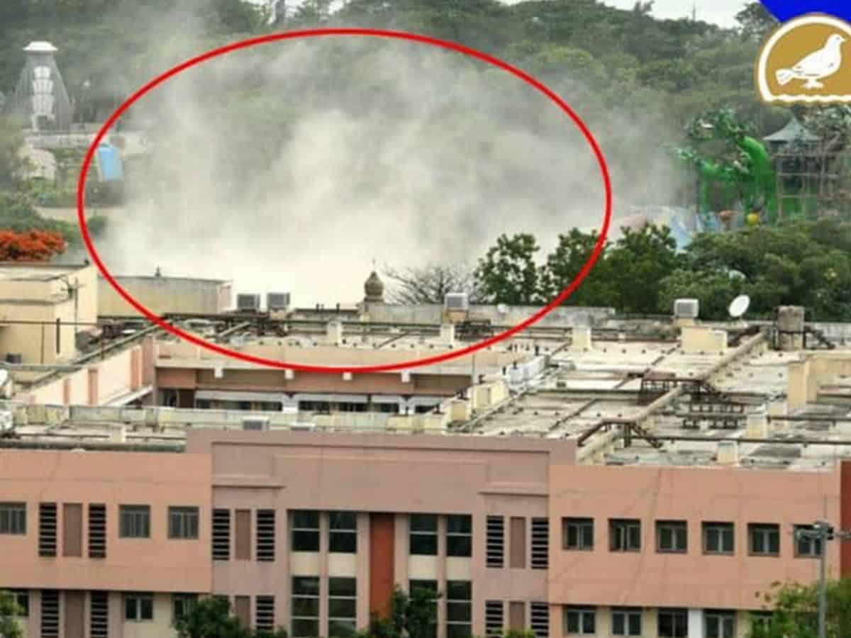 VIl Media company files petition to cover secretariat demolishment