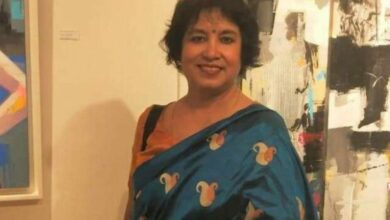 Photo of Taslima Nasreen's Islamophobic tweet triggers anger