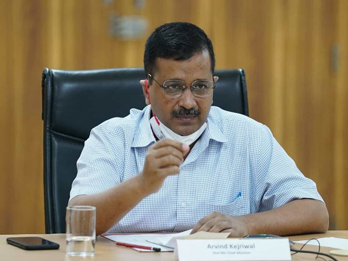 Delhi CM appeals to cured Covid patients to donate plasma