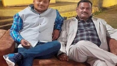 Photo of Vikas Dubey's close aide killed, another held in an encounter