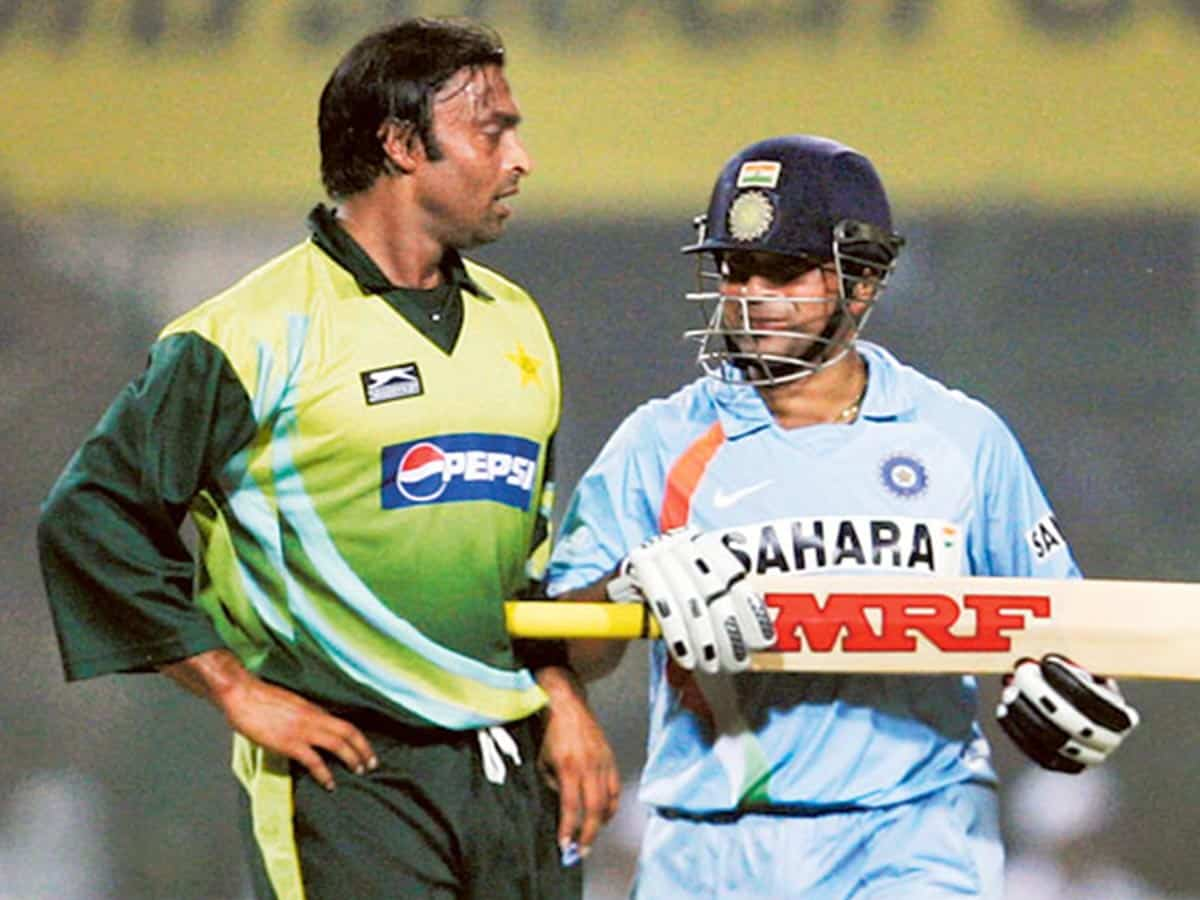Tendulkar did find it difficult to face Akhtar at times, says Afridi