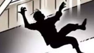 Photo of COVID patient jumps to death from Raj hospital