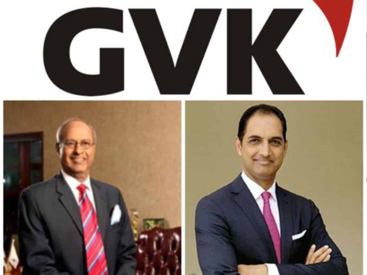 CBI books GVK groups chairperson for money laundering
