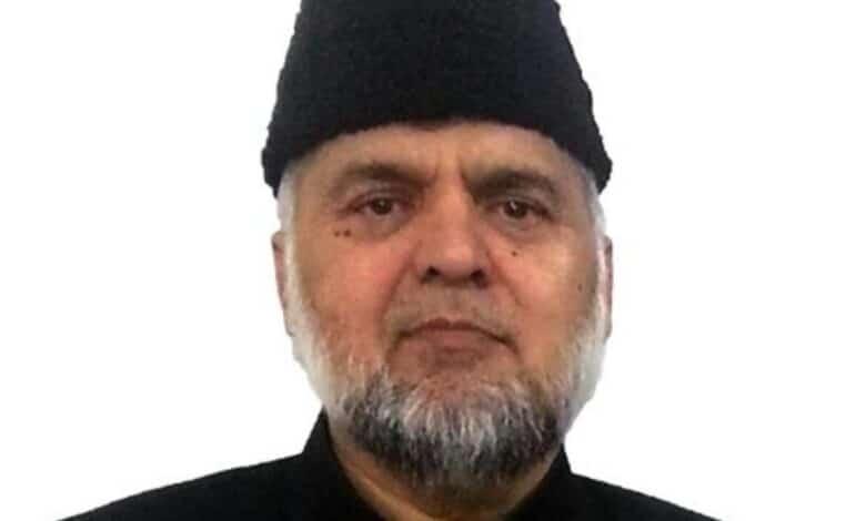 Noted NRI personality Nasir Ali Khan passes away,
