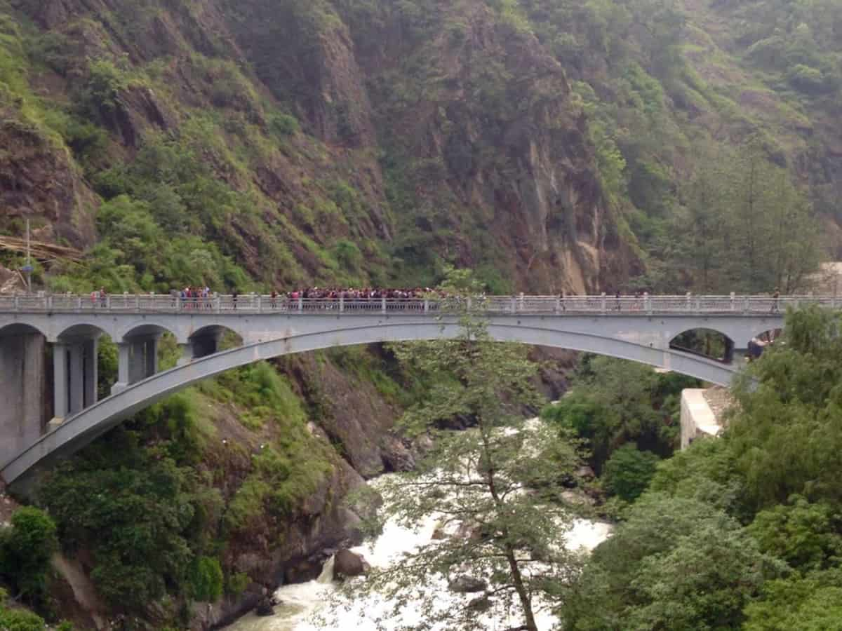 6 new critically key bridges in J&K thrown open for people
