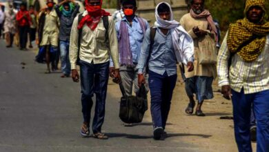 Photo of Maha should take steps to send back stuck migrants: SC