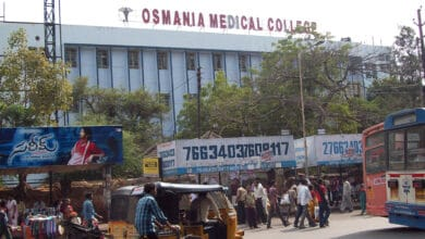 Photo of Over 30 doctors of Osmania Medical College affiliated Hospitals tests COVID positive