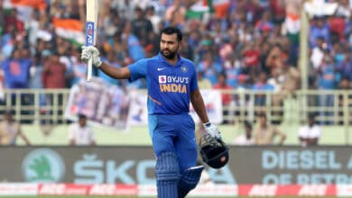 Photo of On this day: Rohit's masterclass against Bangladesh in 2019 WC