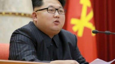 Photo of Kim Jong-un calls for 'maximum alert' against COVID-19