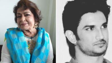 Photo of Saroj Khan's last Instagram post was in memory of Sushant Singh Rajput