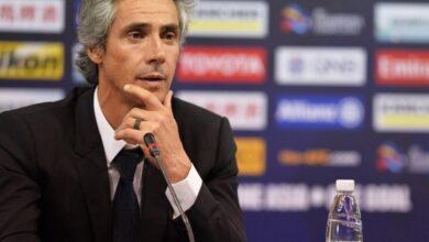 Portuguese Paulo Sousa quits as Bordeaux's coach