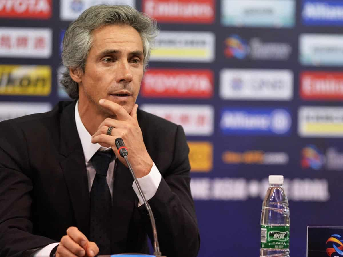 Portuguese Paulo Sousa quits as Bordeaux's coach
