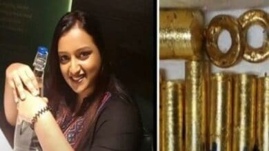Photo of Ex – UAE consulate staff held in Kerala for smuggling 30 kg gold