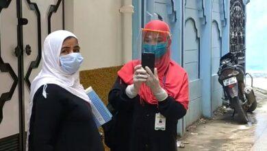 Photo of Hyderabad: Health Dept team visits home quarantine patients