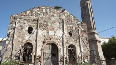 Photo of Greek mosque restoration works to be stopped after Turkey's move